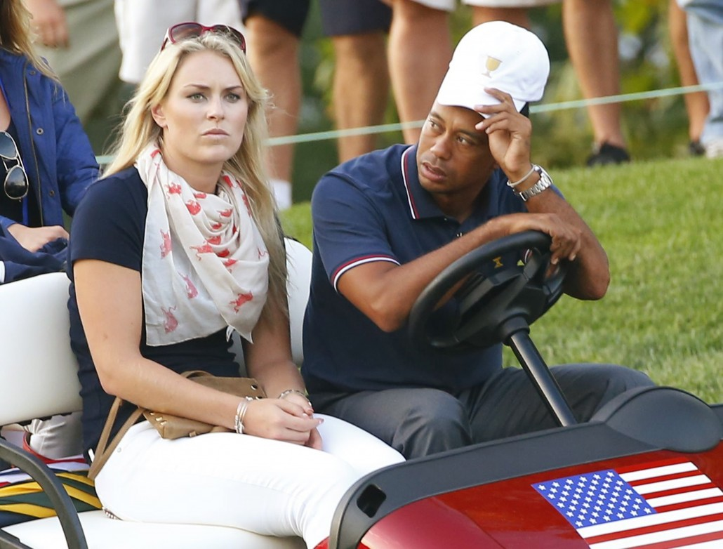 tiger vonn relationship