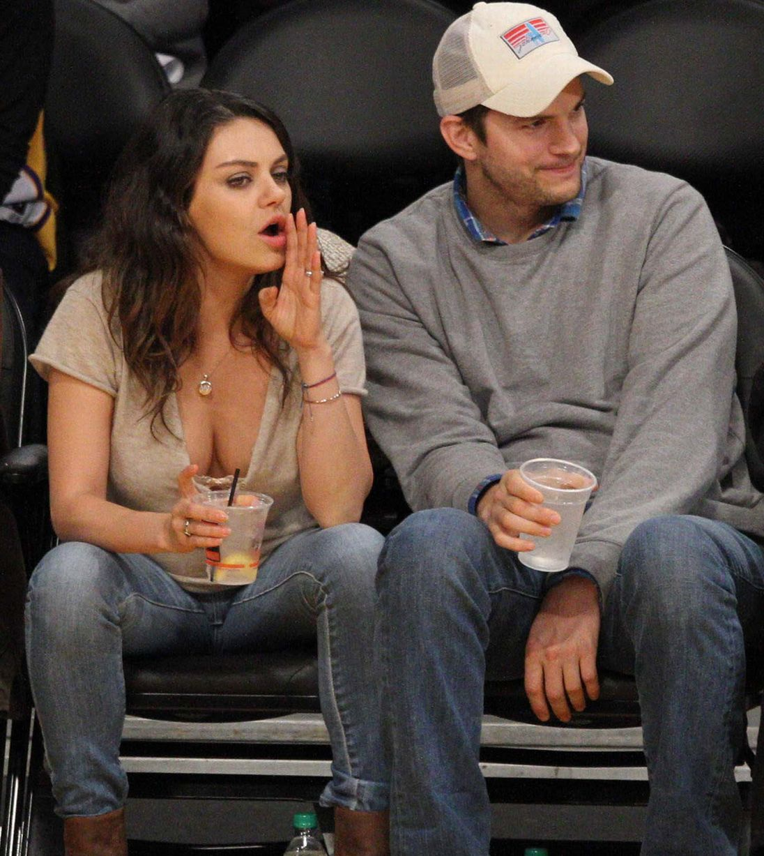 Ashton And Mila Might Finally Get Married This Weekend