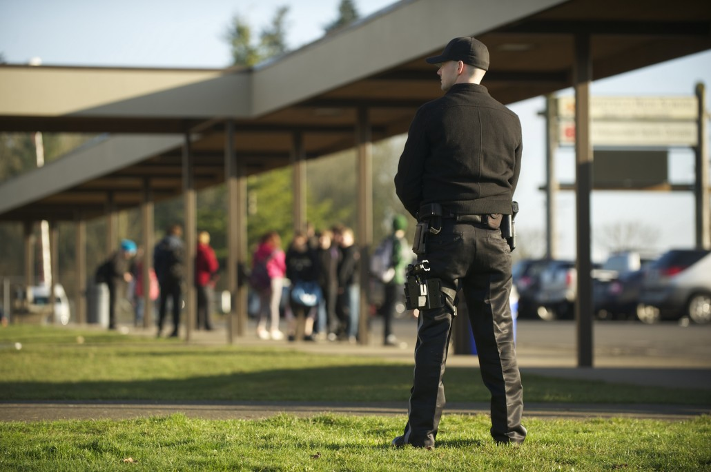 security on schools Hanna and mcneil echoed the same sentiment: the most important safety  measure our schools have are people.
