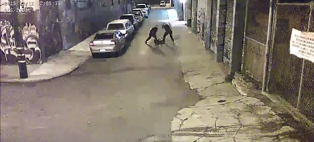 Video Showing Two San Francisco Cops Beating A Robbery