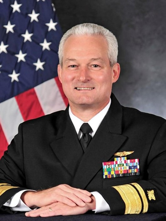 Two-Star Navy Admiral Relieved after Wandering Hotel Drunk