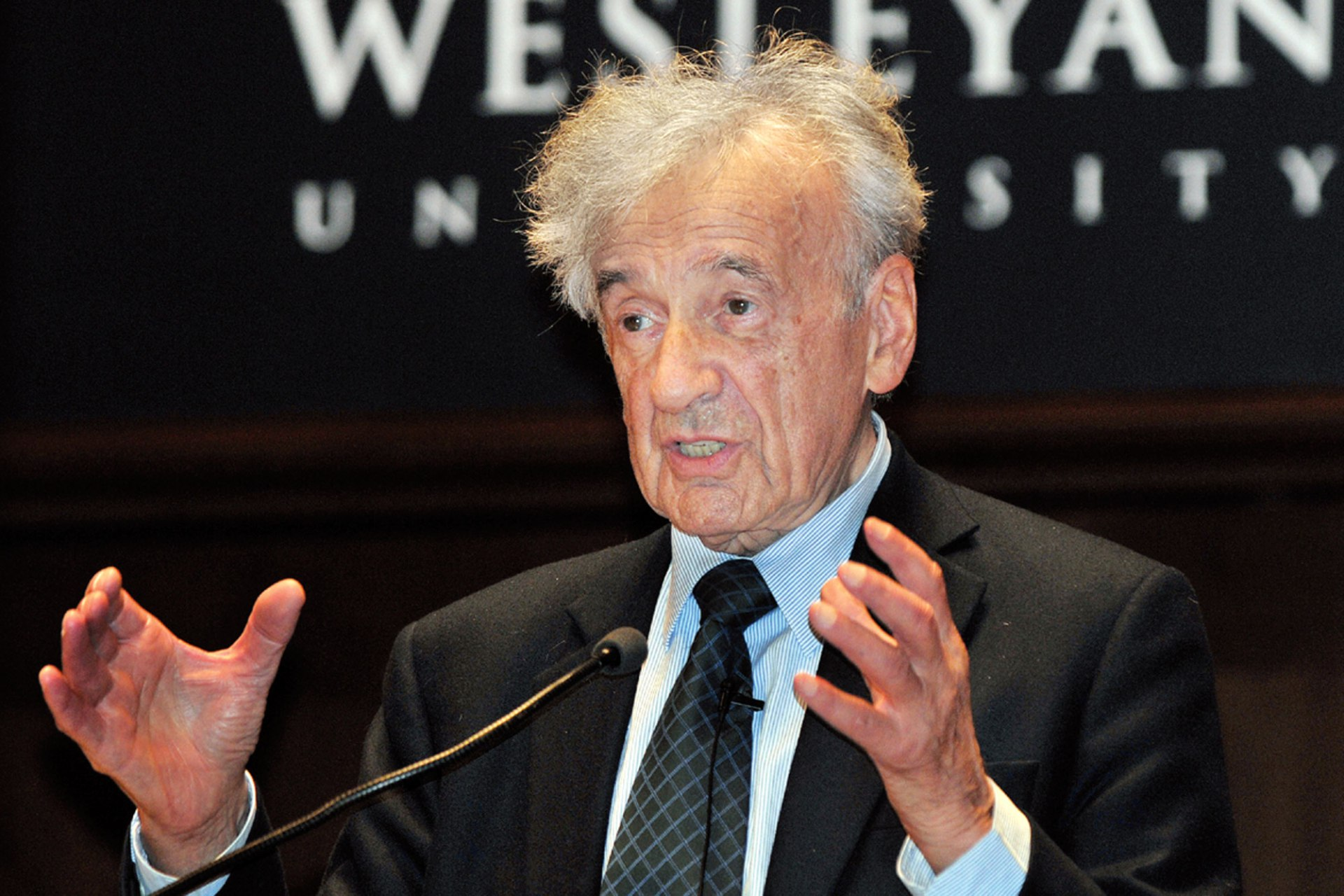 dehuminization found in ellie wiesels night Night is the story of elie wiesel surviving nazi concentration camps as a teenager the original yiddish publication of night was 900 pages and titled and the world.