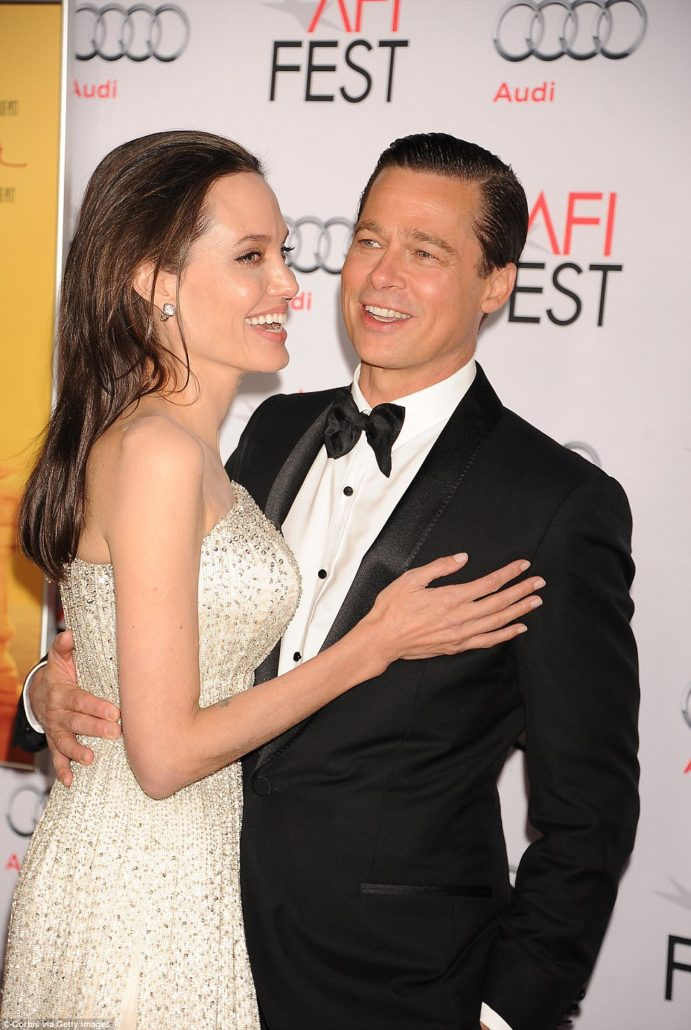 angelina dumped brad after private uncovered marion cotillard affair