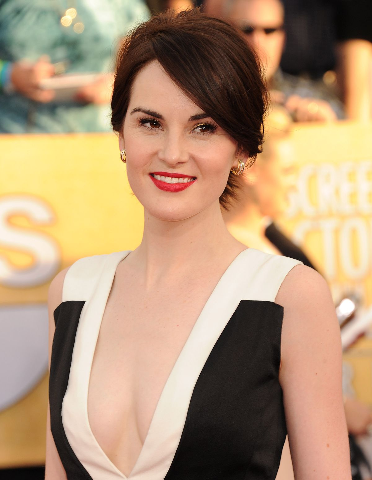 michelle dockery walking dead