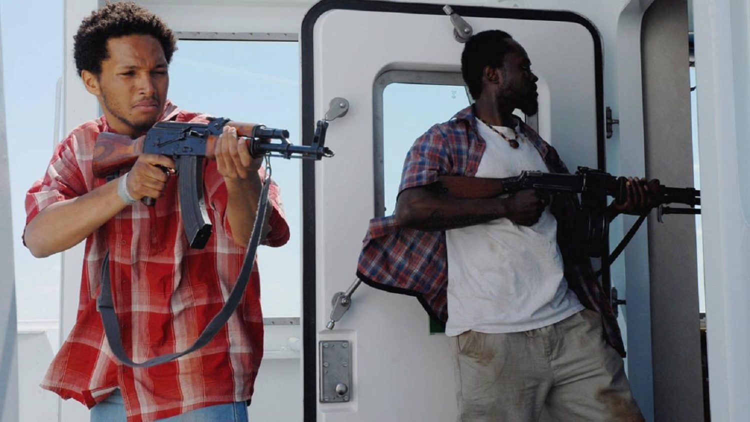somali pirates When somali pirates hijack the maersk alabama, navy seals launch a sneak attack to rescue the ship's american captain.